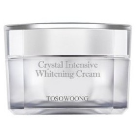 KOREAN COSMETICS, TOSOWOONG_ Crystal Whitening Cream 50g (Trouble marks mitigation, moisturizing, nutrition)[001KR]