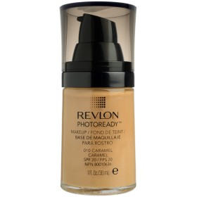 (Caramel) - Revlon PhotoReady Makeup, Caramel 010 1 fl oz (30 ml)