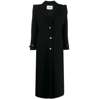 Fendi シングルコート - ブラック