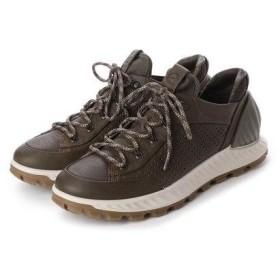 エコー ECCO Mens EXOSTRIKE Outdoor Shoe (DEEP FOREST)