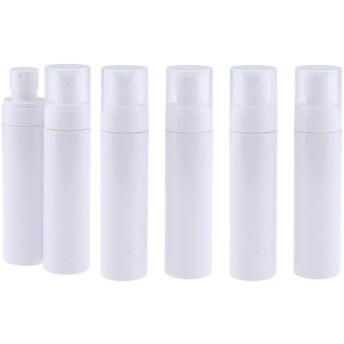 6本 水スプレー ミストスプレーボトル PETボトル コスメ 香水 詰替え容器 4サイズ選べ - 120ミリリットル