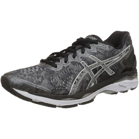 Asics GEL-Kayano 23 Lite-Show [T6A1N-9793] Running Carbon/Silver-Reflective