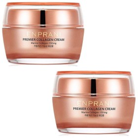 エンプラニ・プレミアコラーゲンクリーム50ml x 2本セット、Enprani Premier Collagen Cream 50ml x 2ea Set [並行輸入品]