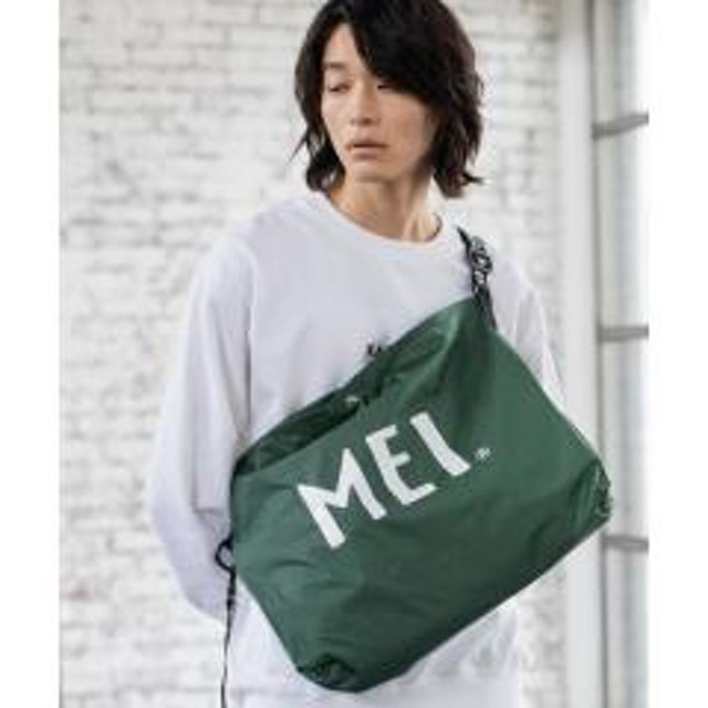 【GO OUT10月号掲載】MEI(メイ)別注スシサックショルダーバッグ【お取り寄せ商品】