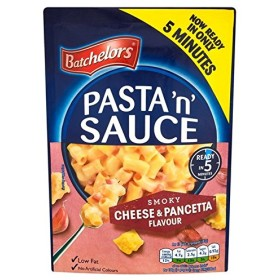 (Batchelors) パスタのNソースチーズ&パンチェッタ110Gを (x4) - Batchelors Pasta N Sauce Cheese & Pancetta 110g (Pack of 4) [並行輸入品]