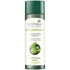 Biotique Fresh Nourishing Conditioner - Watercress 120ml