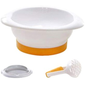 出産祝い ベビー食器 離乳食調理器具 破砕 研削ボウル ベビーフード研磨 便利 簡単 実用性