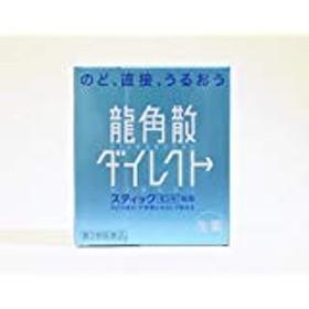 【第3類医薬品】龍角散ダイレクトスティックミント 16包 ×7