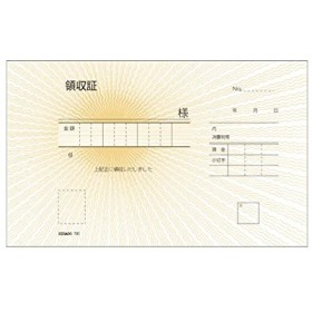 生活日用品 文具・オフィス用品 (業務用セット) 製本伝票 #780 1冊入 【×10セット】