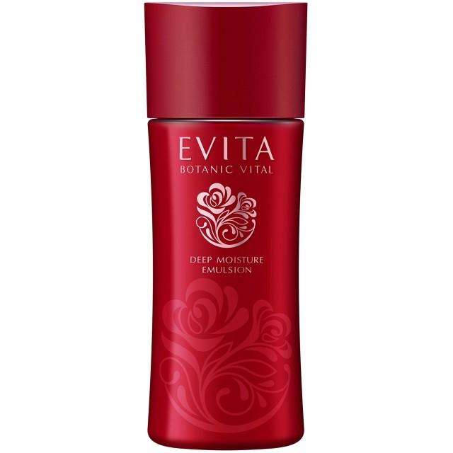 エビータ ボタニバイタル ディープモイスチャー ミルク IIとてもしっとり ナチュラルローズの香り 乳液
