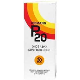 日のSpf 20日焼け止めクリーム一度リーマンP20 (P20) - Riemann P20 Once a Day SPF 20 Sun Cream [並行輸入品]