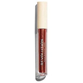 [Revolution ] ピクセル化された化粧革命ヌードコレクションの金属光沢 - Makeup Revolution Nudes Collection Metallic Gloss Pixelated [並行輸入品]