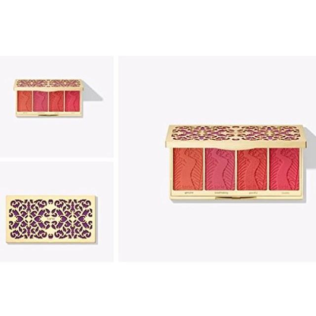 tarte タルト ハイライト cheeks limited-edition blush bliss palette