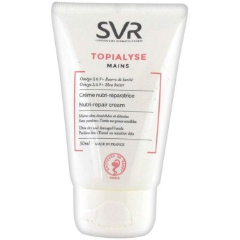 Svr Topialyse Nutri-repair Hand Cream 50ml [並行輸入品]