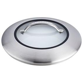 Steel/Glass Lid - CTX