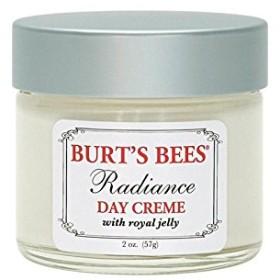 バーツビー放射輝度デイクリーム(57グラム) x4 - Burt's Bees Radiance Day Creme (57G) (Pack of 4) [並行輸入品]