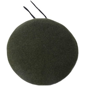 (GULA) ベレー帽 帽子 サバゲー ミリタリー (カーキ、M)