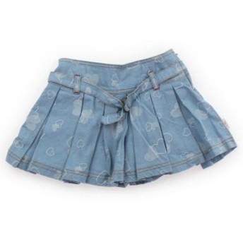 【メゾピアノ/mezzopiano】スカート 110サイズ 女の子【USED子供服・ベビー服】(461478)