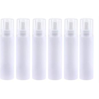6本 ポンプスプレーボトル 化粧ボトル 旅行に便利 香水DIY 3サイズ選べ - 120ml