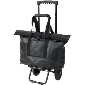 レップ(REP) ショッピングカート ブラック 容量45L 保冷 アウトドア 買い物 高さ調節 COCORO(コ・コロ) 471012