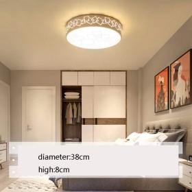ZPTAT シーリングライト 部屋のランプの3色の光が円形のledの吸い上げランプの家庭用,エ
