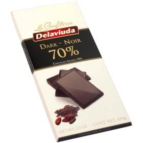デラビューダ 70%ダークチョコレート