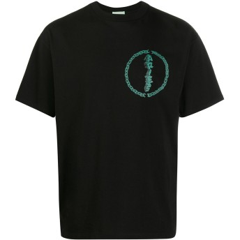Aries グラフィック Tシャツ - ブラック