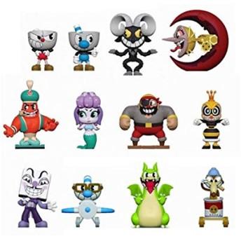 Funko - Figurine Cuphead Mystery Minis Variant - 1 Boîte Au Hasard - 0889698302999