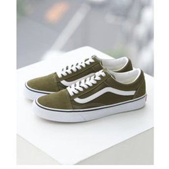 【green label relaxing:シューズ】★★[ヴァンズ] VANS OLD SKOOL SC 19FW スニーカー