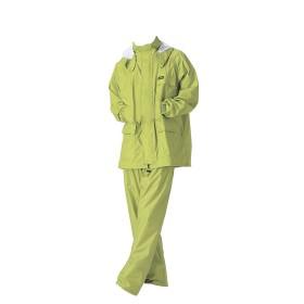 スミクラ 透湿MOAシータレインスーツ 全4色 全6サイズ 上下スーツ オリーブ EL 防水・透湿 2層レイヤー 収納袋付き [正規代理店品]