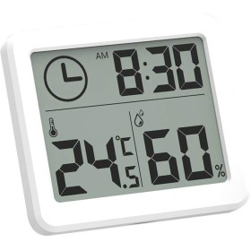 Zhaoya 湿度計 デジタル温湿度計 室内温度計 最高最低温湿度表示