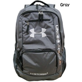 UNDER ARMOUR アンダーアーマー Under Armour Unisex UA Storm Hustle II Backpack リュックサック ユニセックス - グレー