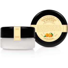 Antica Barberia Mondial - Tangerine and spices - Luxury shaving cream, 150ml