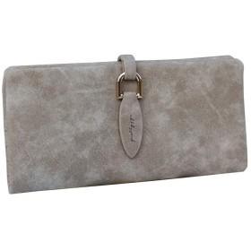 BOBIDYEE 財布女性の小銭入れロング財布二つ折り薄型タイプ大容量ファッションパッケージ (色 : 2)