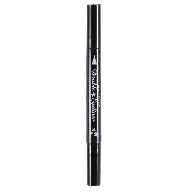ダブルエンドアイライナー、4モデル/防水性持続型アイメイクアップ化粧品ブラックアイライナー(C)