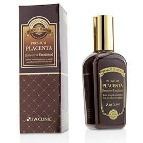 3Wクリニック Premium Placenta Intensive Emulsion 145ml/4.83oz並行輸入品