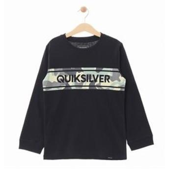 【クイックシルバー:トップス】【QUIKSILVER クイックシルバー 公式通販】クイックシルバー (QUIKSILVER)FRONT LINE CAMO LT KIDS