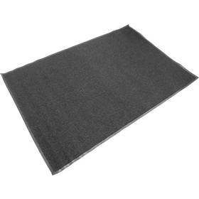 Funderful 業務用PVC玄関マット(屋外用) 120×180cm ブラック