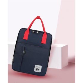 Gebosi マザーズバッグ リュック 大容量 多機能 旅行用 マザーズバッグ ベビーバッグ ママのバックパック 人気 おすすめ 軽量 防水で汚れにくい リュック ハンドバッグ(ブルー)