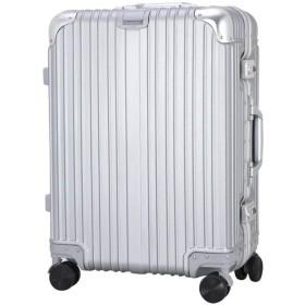 大容量トロリーケース、360°ミュートキャスター付き荷物、ABS + PC耐傷性スーツケース、TSA税関ロック3桁ロックボックス、学校ビジネス休暇旅行-Silve