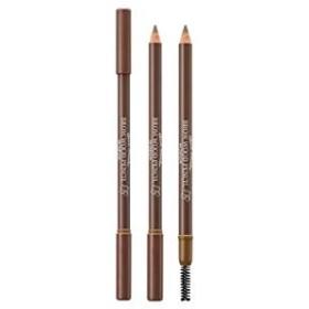 Skinfood チョコパウダーブロウウッドペンシル#No.3ブラウン / choco powder brow wood pencil #No.3 Brown 0.2g [並行輸入品]