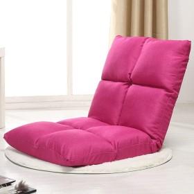 SXT ファッション枕怠惰なソファワンベッドルーム出窓洗浄ベッド可動式ベッド怠惰な怠惰なベッド (Color : Red1)