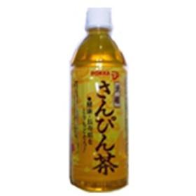 沖縄ポッカ さんぴん茶 500ml PET×24本