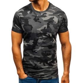 半袖 ワイシャツ 形態安定 Masinalt メンズ 半袖 Tシャツ かっこいい 通気性 薄い トップス カジュアル 個性的 男女兼用 夏服 大きなサイズ