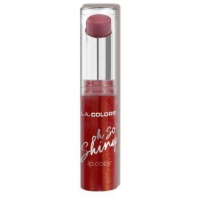 (3 Pack) L.A. COLORS Oh So Shiny Lip Color - Sassy (並行輸入品)