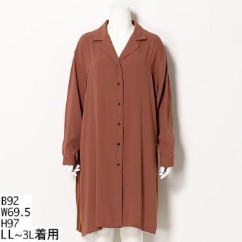 [マルイ]【セール】全2色【大きいサイズ】【3L-5L】バックプリーツジャケット/トロワドゥアン(TROIS DEUX UN)