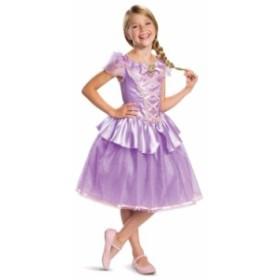 ディズニー プリンセス 塔の上のラプンツェル コスチューム 女の子 110-125cm Disguise 66612