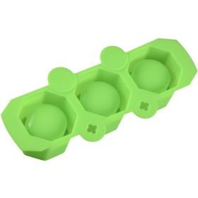 [ユーエム] U.M-select シリコンモールド 小物入れ 3個 レジン アロマストーン 花瓶 抜き型 手作り キャンドル 樹脂 粘土 オルゴナイト 石鹸 型