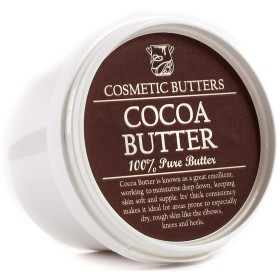Cocoa Butter Deodorised - 100% Pure and Natural - 100g
