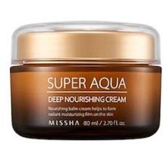 MISSHA Super Aqua Ultra Water Full Deep Nourishing Cream ミシャ スーパーアクアウルトラウォーターフルディープナリシングクリーム [並行輸入品]